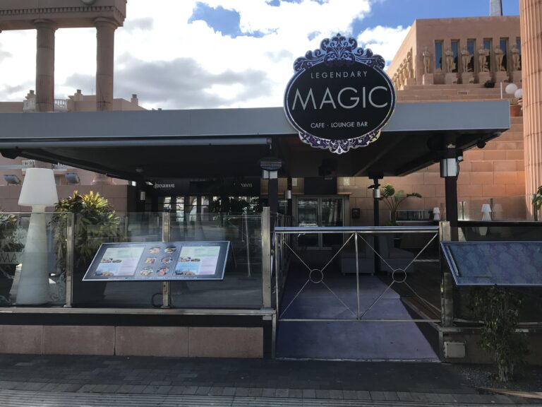 Magic Club Lounge Las Americas